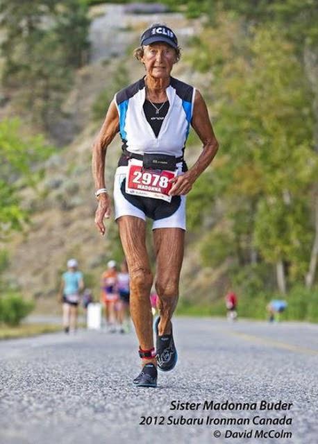 Ironman Madonna Burtler