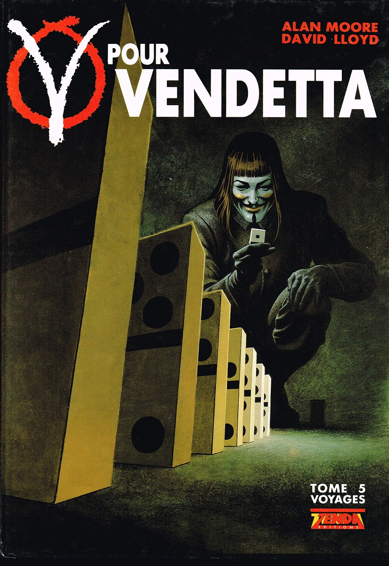 justice in v for vendetta Justice is one of the fundamental principles upon which builds a nation v for vendetta conveys justice as fairness v for vendetta is a film based on a graphic novel written by alan moore and david lloyd in 1982 through the plot and motifs presented in the film, we gain insights into the idea of justice.