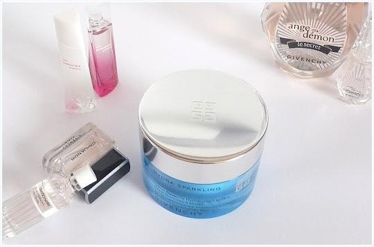 Givenchy Hydra Sparkling Velvet Luminescence Moisturizing Cream