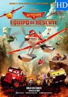 Poster de Aviones 2: Equipo de Rescate