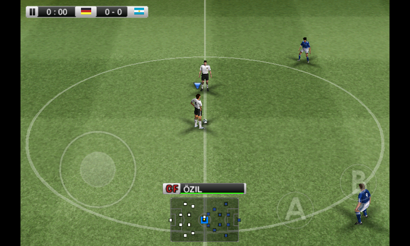 PES 2011 Game Android