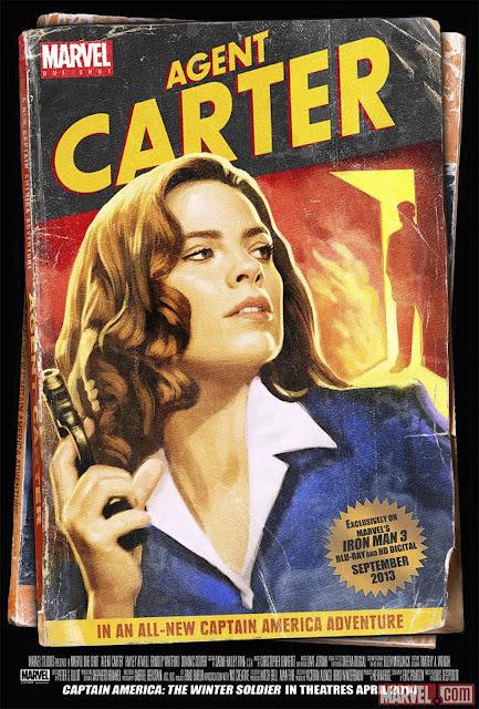 Marvel's  Agent Carter  Agent+Carter