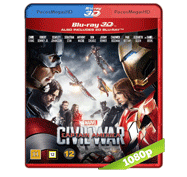Captain America: Civil War (2016) 3D SBS IMAX BRRip 1080p Audio Dual Latino/Ingles 5.1