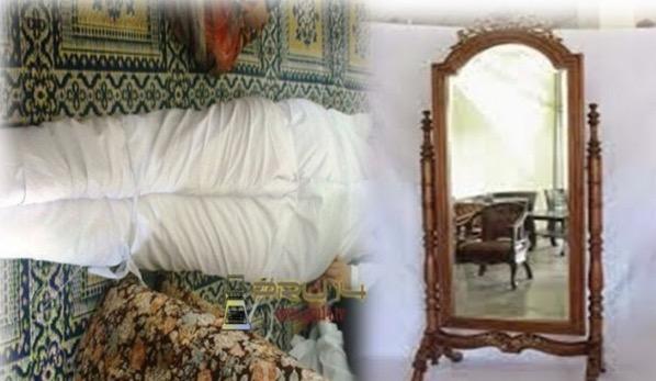 Kenapa Perlu Tutup Cermin di Rumah Bila Ada Kematian? Ini Jawapannya.