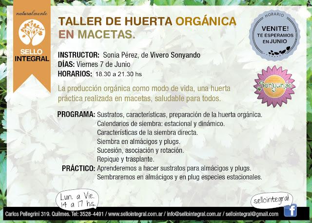 Vivero org nico sonyando for Vivero organico