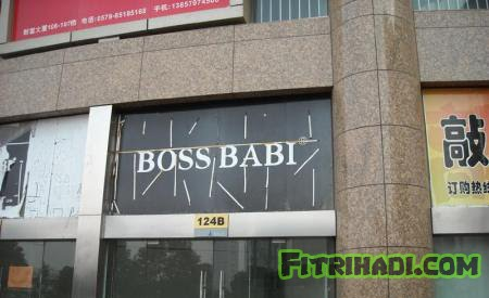 gambar boss babi