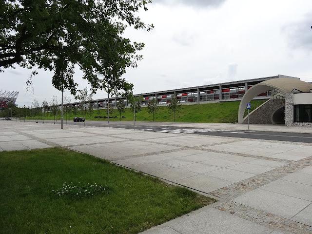 Warszawa Stadion nieczynna