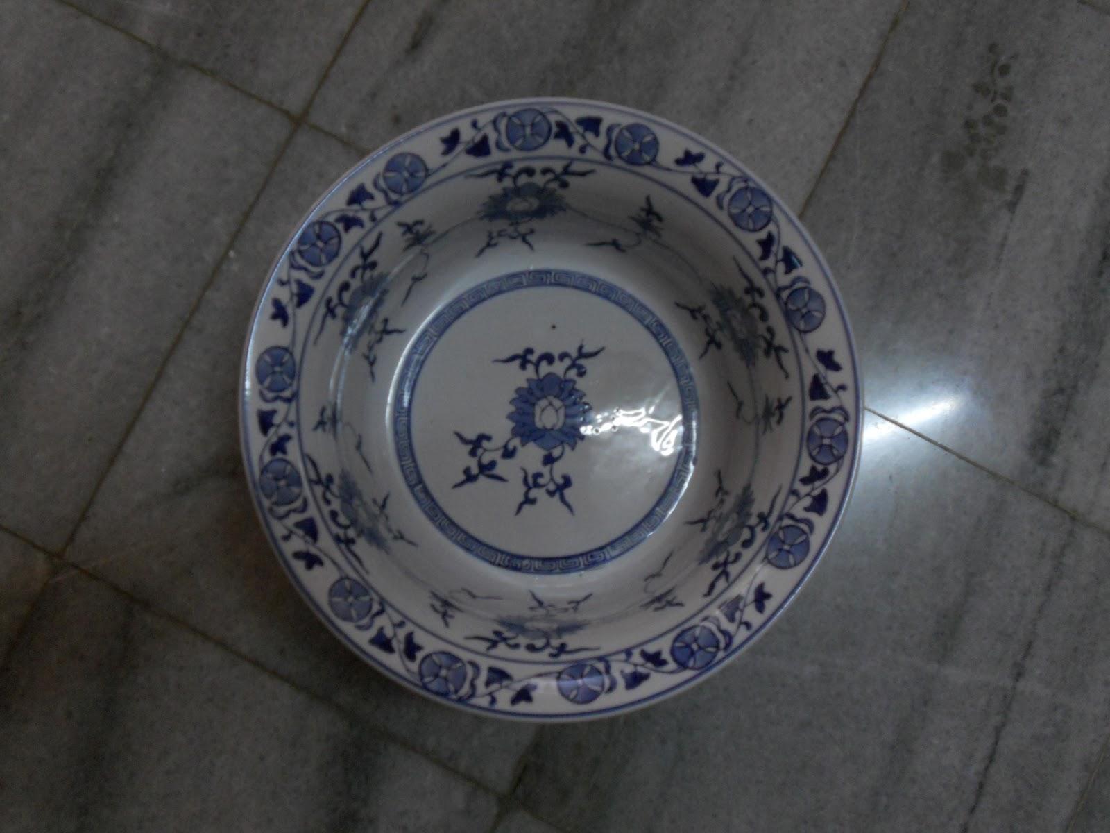 koleksi v pernak pernik dekorasi rumah mangkuk keramik