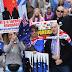 Anti-Islam, anti-racism mobs clash in Sydney