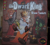 The Dwarf King - The box artwork