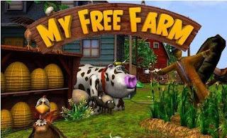 My free farm un browser game gratuito per costruire la for Costruire la casa dei miei sogni online