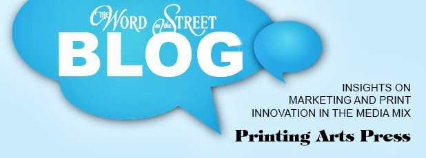 Printing Arts Press Blog: Word on the Street