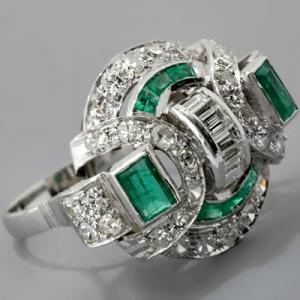 ... or as a gift usually estate jewelry is vintage and or antique