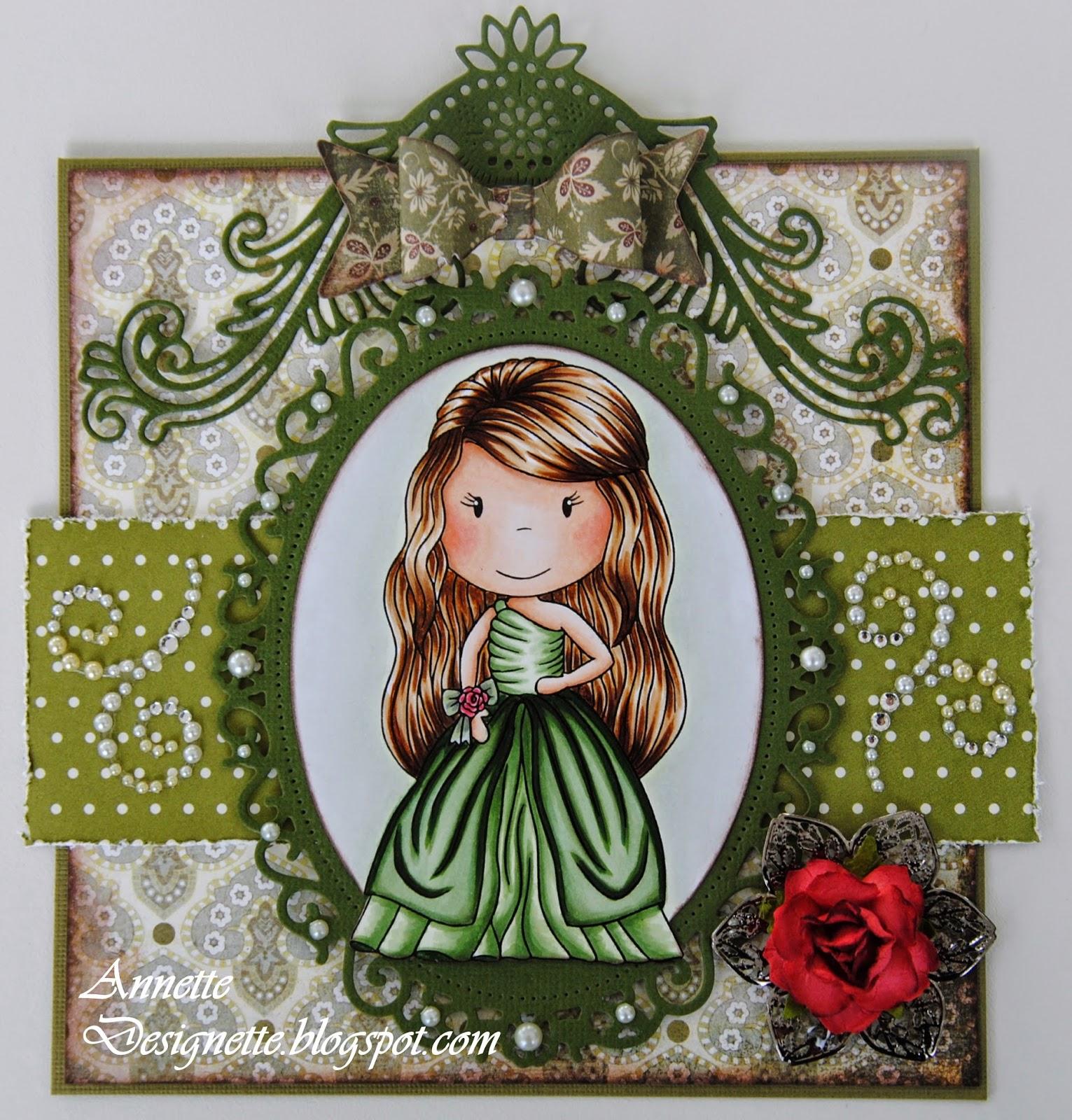The Paper Nest Ballgown Ellie