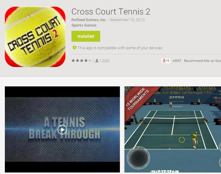 cross court tennis 2 full version data