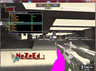Epic Pb Hacking By nozeed โปรมองทะลุ wallhack