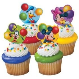 Best Mickey Mouse Cupcakes