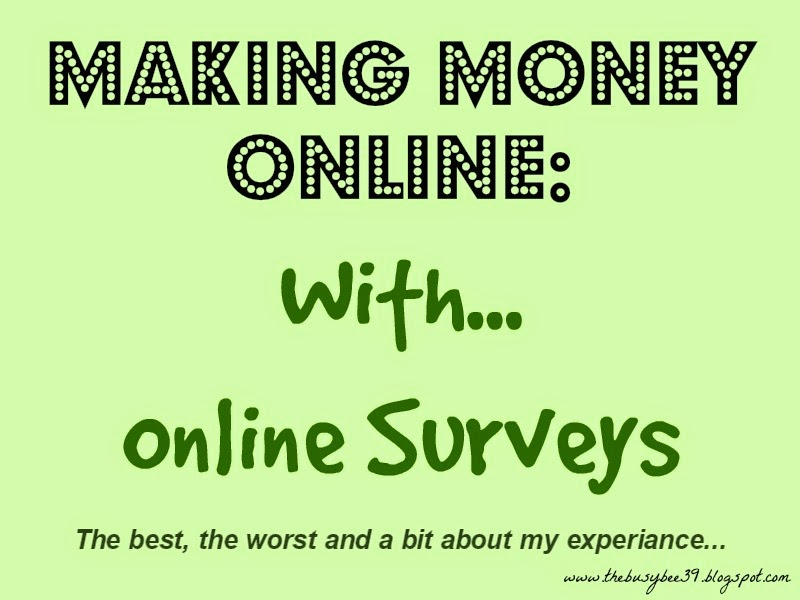 Making-Money-Online:-With-Online-Surveys