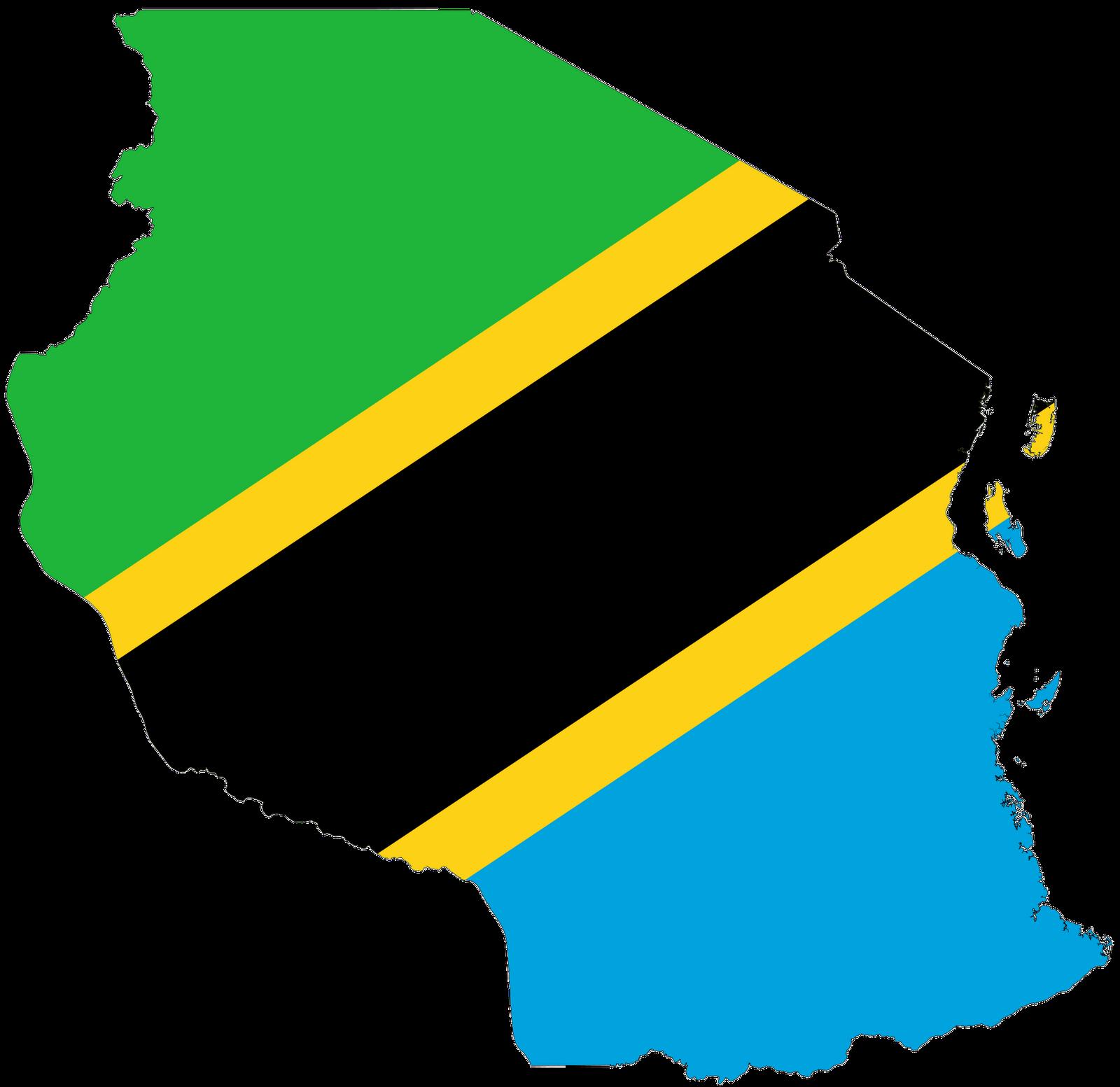 Tanzania Flag Pictures