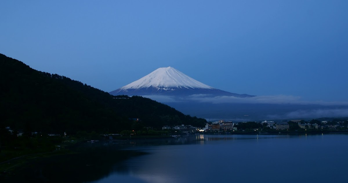 Cycling Mt. Fuji and Fuji's Five Lakes