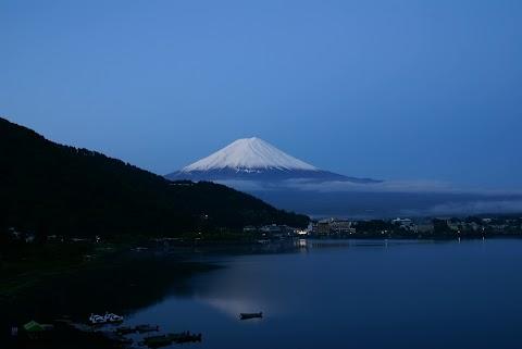 Cycling Mt. Fuji and Fuji's Five Lakes
