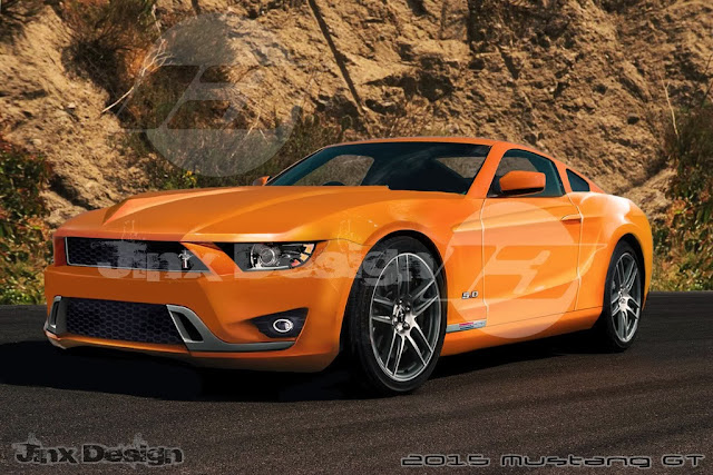 Mustang 2015 Concept