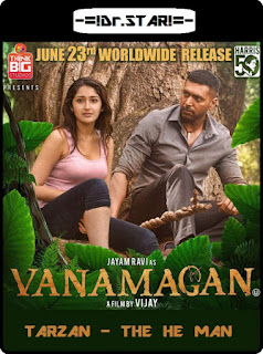 Vanamagan (2017) Hindi Dual Audio UnCut HDRip | 720p | 480p