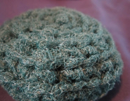 For His Glory Handiwork Ultimate Scrubbie Free Crochet Pattern