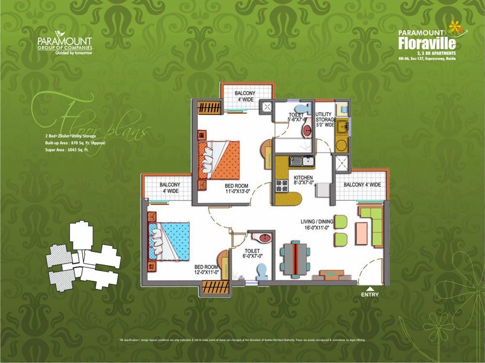 Paramount Floraville Sector 137 Noida Call 08010060609 Properties