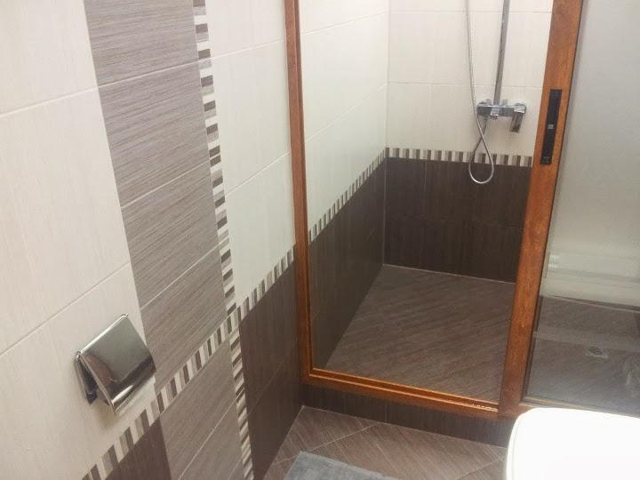 Баня с интегрирана душ кабина 2