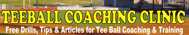 TeeBall Coaching Clinic - Free TBall Tips and Drills