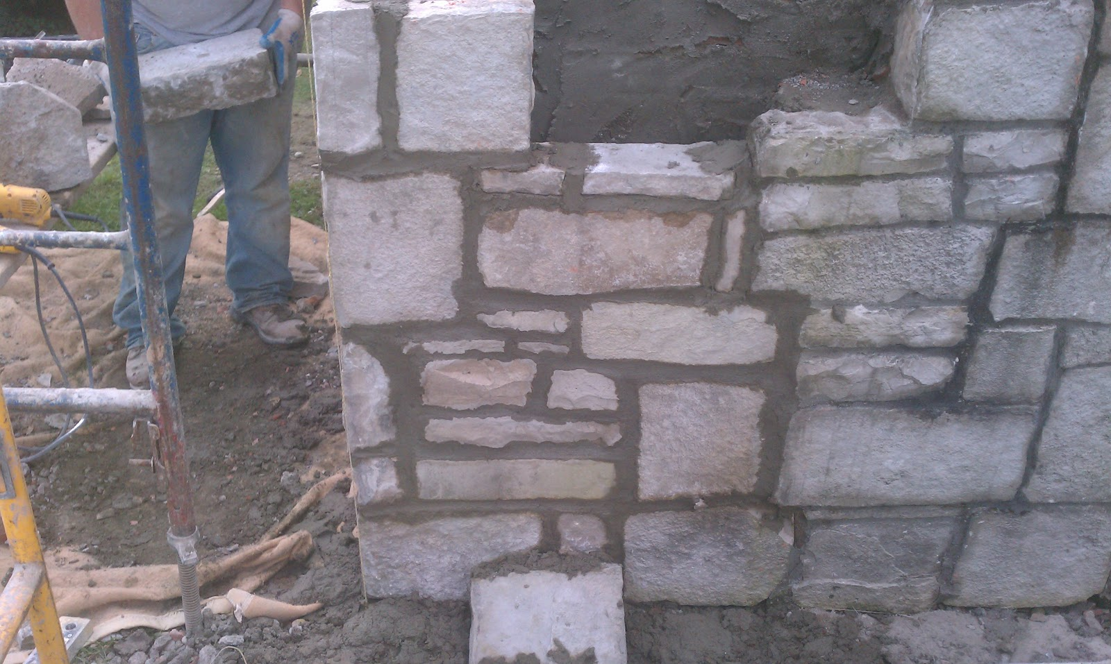 Michigan bricklayers for Stone and brick