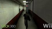 Já no Xbox 360 cores mais vivas, sombras reais, enfim, gráficos muito mais .