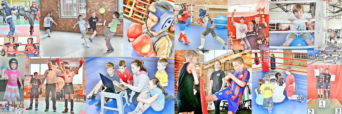 Kinga Szlachcic.Trening dzieci, sporty walki Zielona Góra
