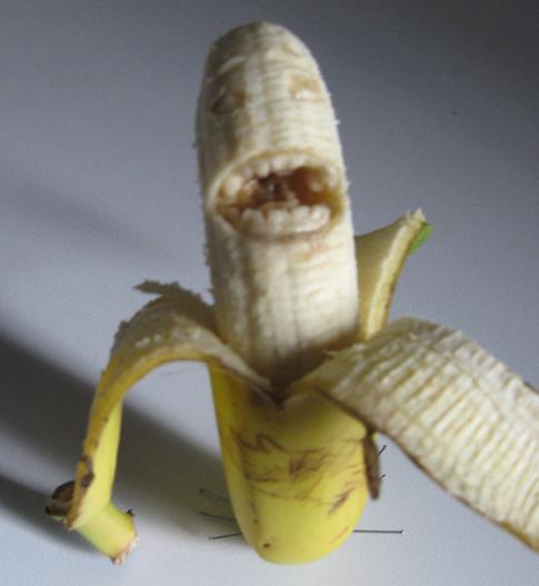 Soni Recipes: Banana Food Art