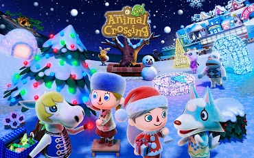 #3 Animal Crossing Wallpaper