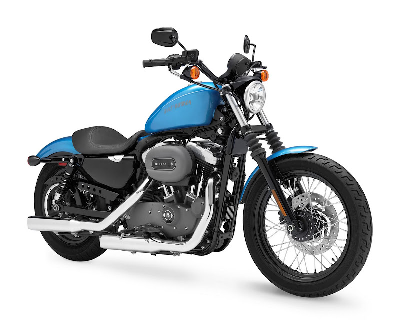 2011 Harley-Davidson XL 1200N Nightster V-Twin Evolution