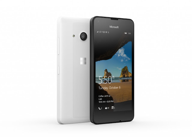 Microsoft Lumia 550 best smartphone specification price and feature