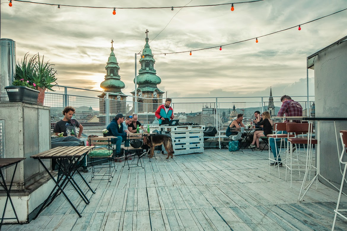 The Rooftop Bar Bible | Travel