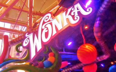 Wonka World Toys R' Us Times Square