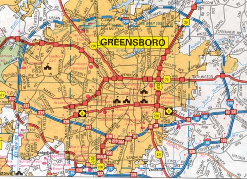 EzGreensboro News Record EzGreensborocom Northeast Greensboro