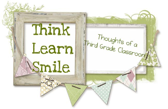 Thoughts of a Third Grade Classroom