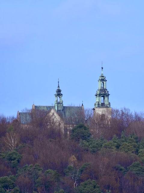 Kościół pw. św. Karola Boromeusza oraz klasztor na Karczówce
