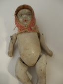 Freaky Ugly Porcelain Bisque Doll