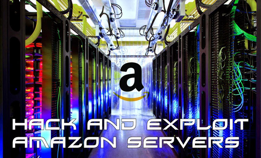 How to Hack Amazon Servers Exploit Clouds