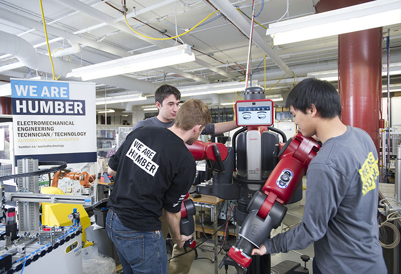 Robot-ready grads take mechatronics at Humber | Your ...
