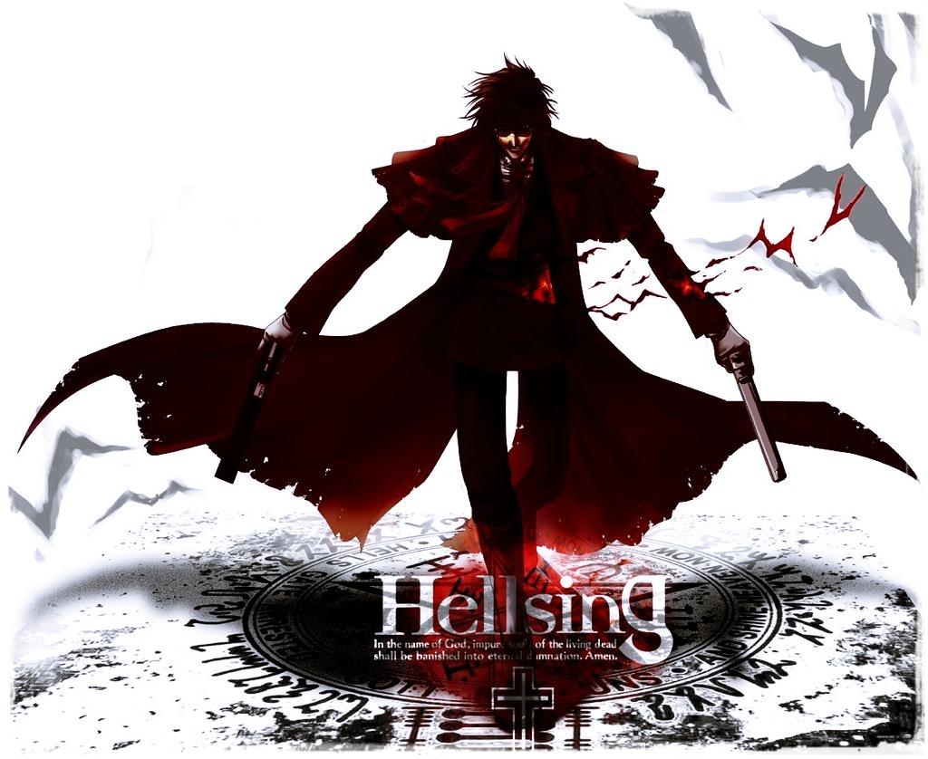 Hellsing +OVA Hellsing