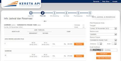 Tarif Harga Tiket Kereta Api Jadwal Keberangkatan Kereta Api Jawa Sumatera Indonesia