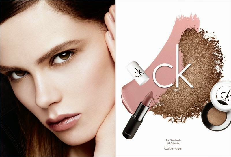 CK One Colour Fall 2014 Make Up Collection