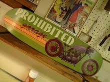 Prohibited garage